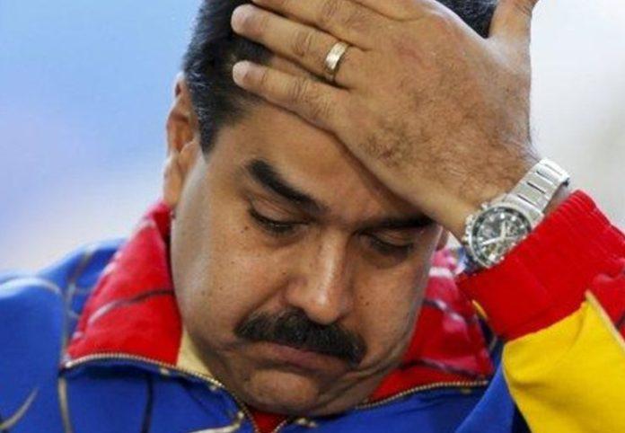 Maduro ha sido engañado en su caída