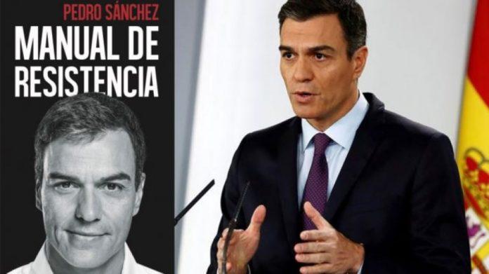 Párrafo libro Pedro Sánchez vanidoso