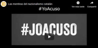 mentiras del nazionalismo catalán