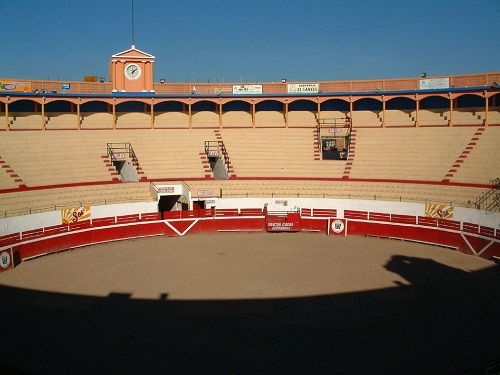 Plaza de toros Alberto Balderas de Ciudad Juárez