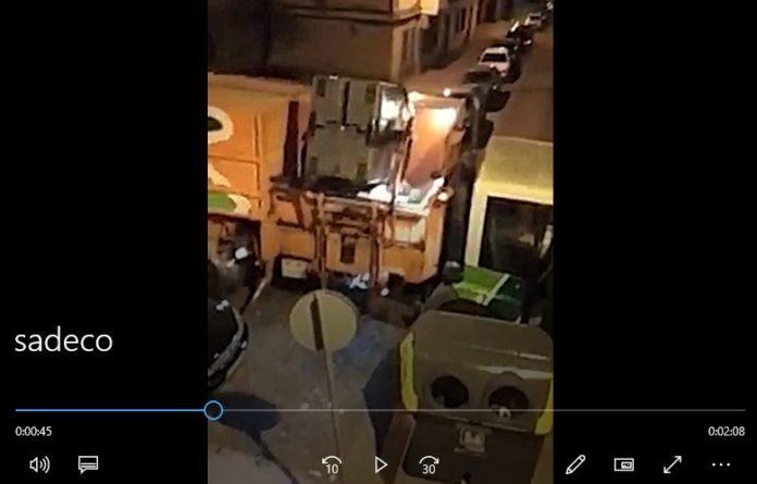 Así recicla la izquierda en Córdoba