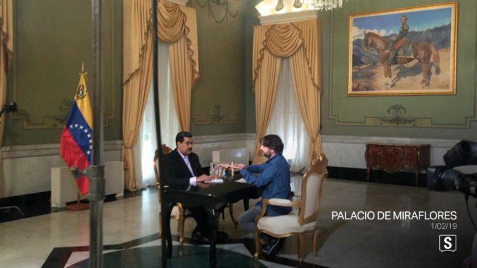 Jordi Évole sale al rescate de Maduro