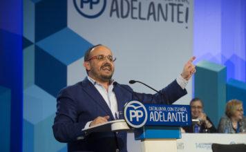 Alejandro Fernández zasca separata