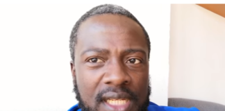 Bertrand Ndongo camerunés vota Vox