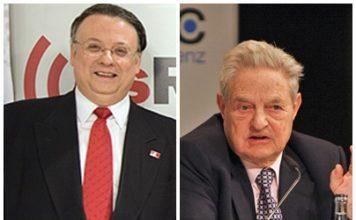 César Vidal George Soros