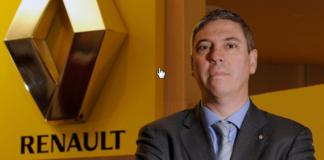 Presidente Renault Pedro Sánchez