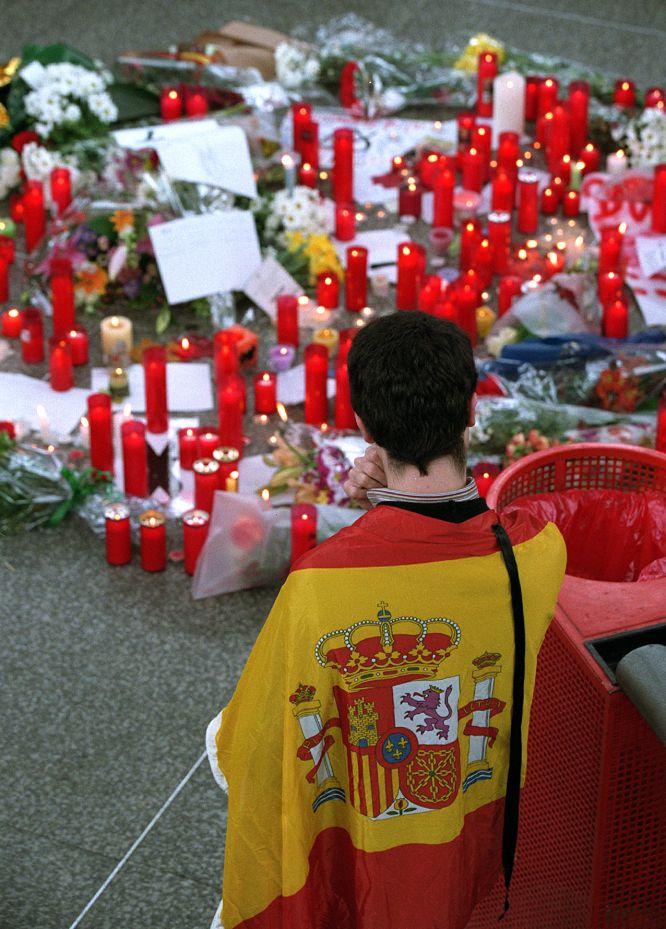 Atentados 11 de marzo de 2004 193 asesinados