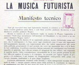 música futurista