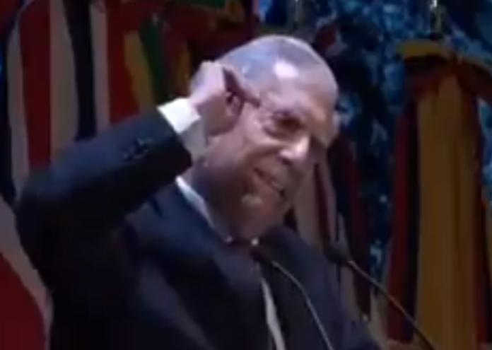 Mario Vargas Llosa desmonta el ridículo discurso de López Obrador: