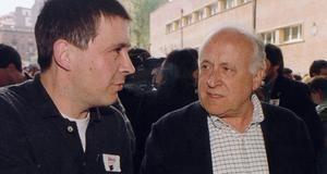 Otegi y Arzalluz