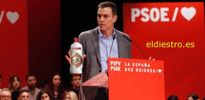 Pedro Sánchez agua con misterio tonterías