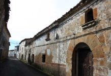 Pueblo Soria 22 habitantes Ley Memoria Histórica