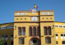 plaza de toros de Cieza