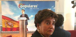 Pablo Casado mima a su militancia