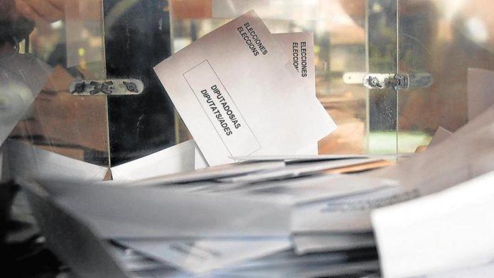 votaciones del 28 de abril