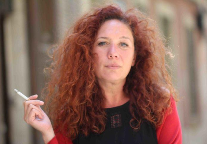 Cristina Fallarás se caga votantes PP y Vox