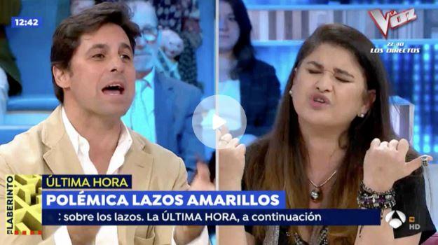 Fran Rivera se mofa de Lucía Etxebarría a costa de la foto con el