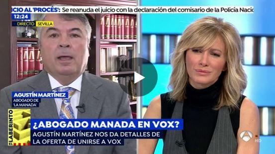 abogado de 'La Manada'