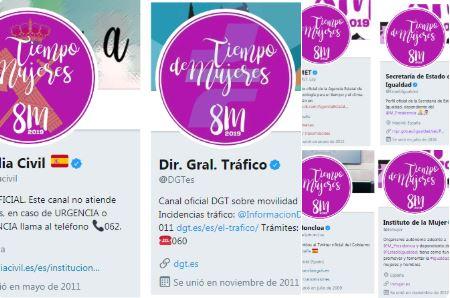 manipulación que el PSOE hace de las mujeres