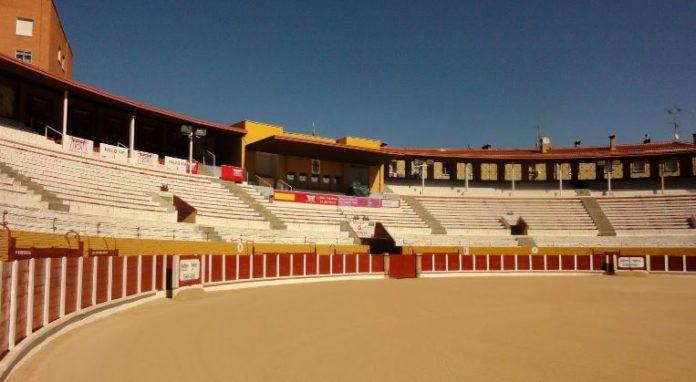 plaza de toros de Guadalajara