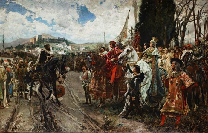 Felipe VI que se disculpe por la Reconquista