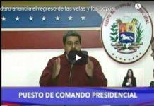 """El triste vídeo de Maduro que demuestra el dicho de """"tiempo de rojos hambre y piojos"""""""