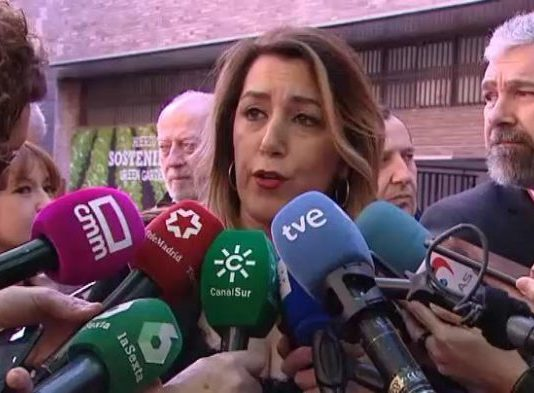 "Susana ""toma nota"""