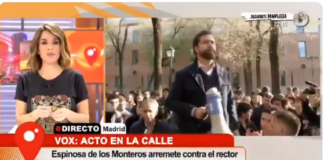 Iván Espinosa Carme Chaparro Cuatro