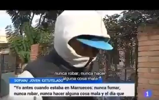 Delincuente marroquí