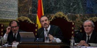 Abogado Jordi Sánchez parte de lesiones guardia civil juez Marchena