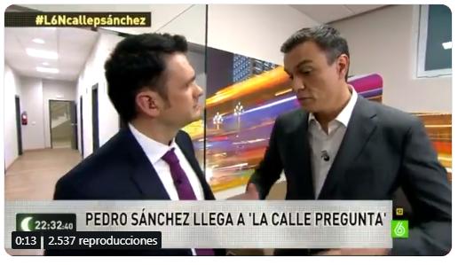 PP vídeo Pedro Sánchez