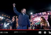 vídeo de Unidas Podemos