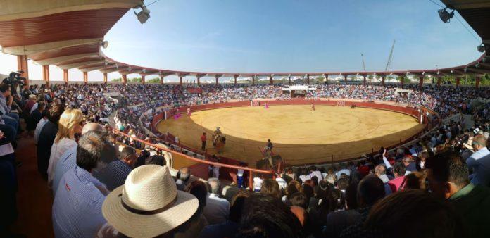 plaza de toros Palos de la Frontera