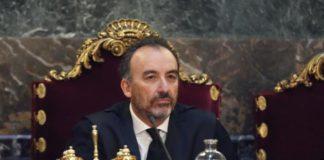 Juez Marchena paciencia pesados separatistas