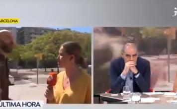 Susanna Griso okupa víctima