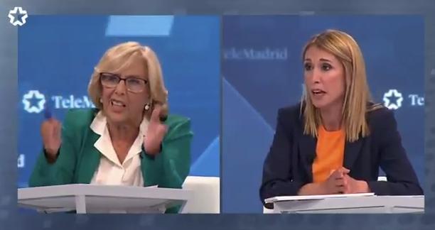 Manuela Carmena miserable