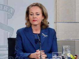 Elecciones ministra de Economía