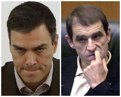 Pedro Sánchez Josu Ternera