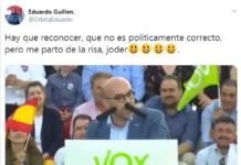 Jorge Buxade feministas feas