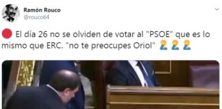 Pedro Sánchez no me votes