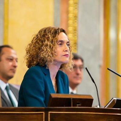 presidenta del Congreso