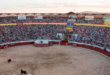 plaza de toros de Colmenar Viejo