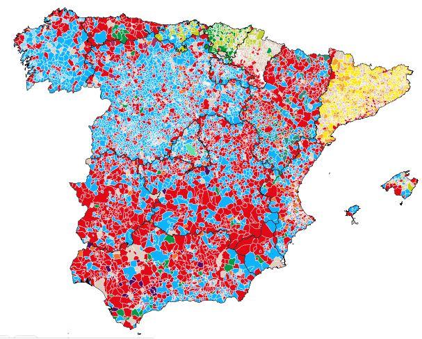 gana el PSOE
