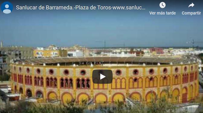 plaza de toros de Sanlúcar de Barrameda