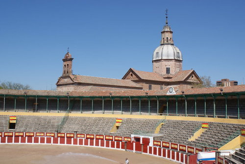plaza de toros de Talavera de la Reina