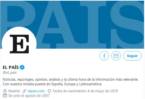 El País Plácido Domingo