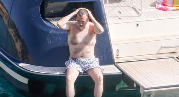 Mariano Rajoy juerga Ibiza