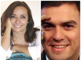 Pepa Bueno Pedro Sánchez Trump