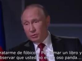 Putin ideología de género niños pene biología
