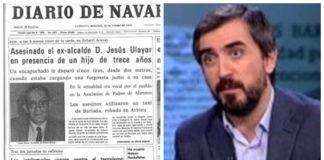 Víctima de ETA Ignacio Escolar